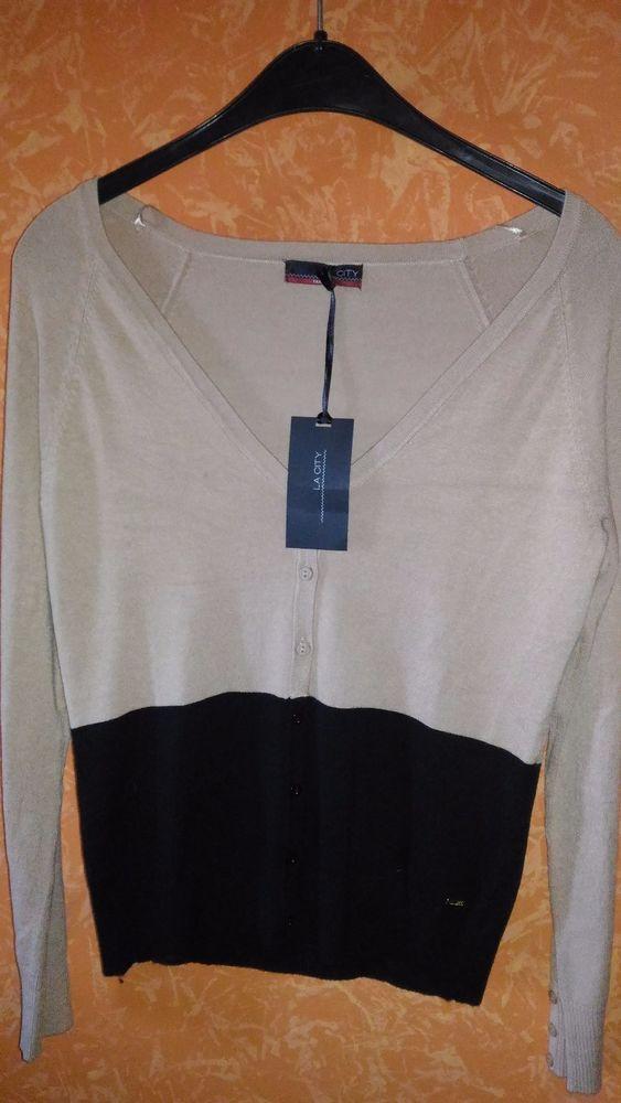 maglia da donna LA CITY TG L prezzo di listino 45 euro