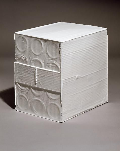 Rachel Whiteread - White box, 2006