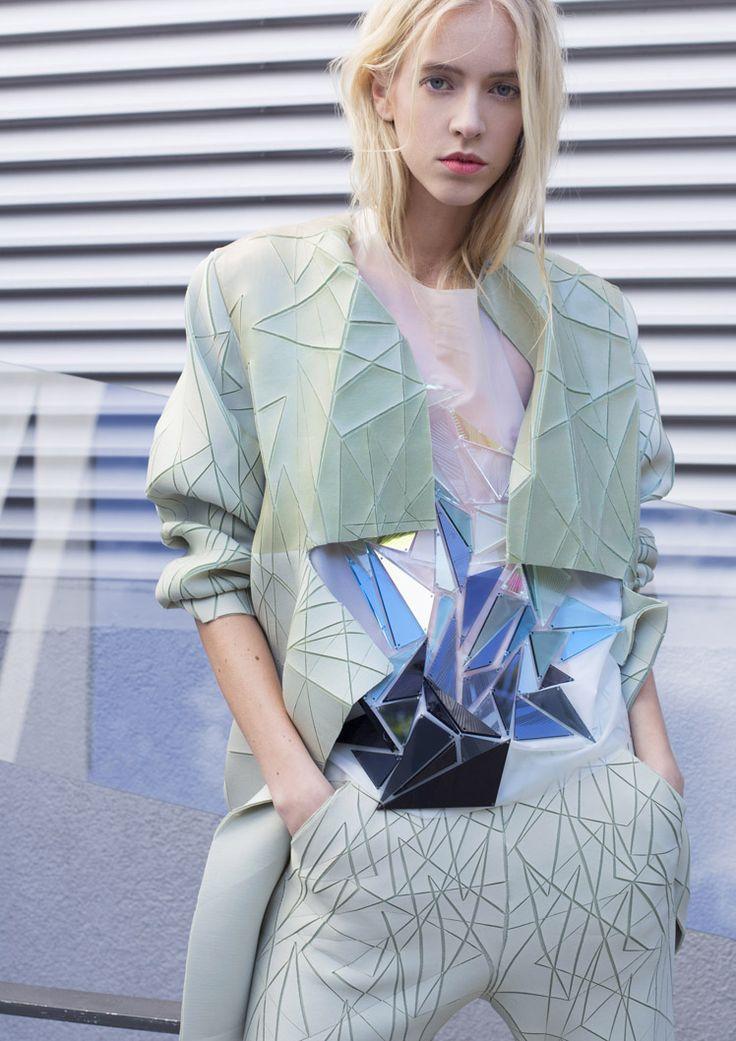 Lena Voutta__Berlin fashion week.