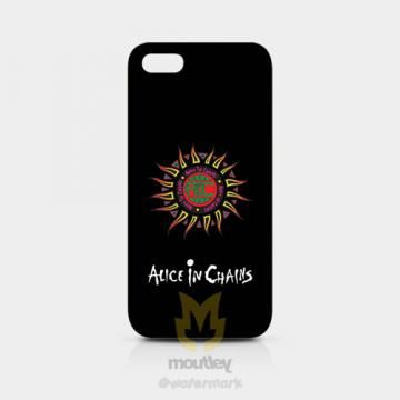 Alice In Chains IPhone 5/5S Hardcase by moutley for $14.00