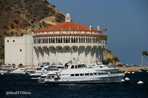 Catalina Casino, Avalon, Catalina Island
