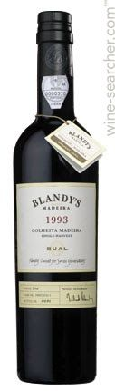Stores and prices for '2002 Blandy's Colheita Bual, Madeira, Portugal'.  Compare prices for this wine, at 17,000+ online wine stores.