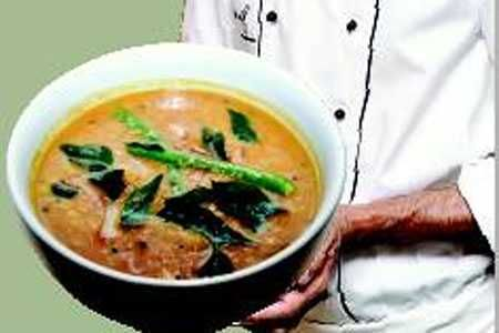 Zeenat Aman's Hyderabadi khatti dal - The Times of India on Mobile