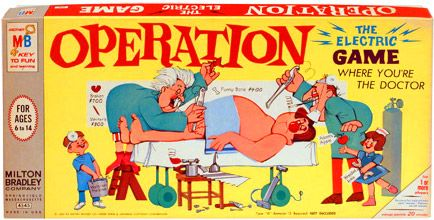 Operation... you scared the crap outta me everytime... unless I took the batteries out! :P: Remember, 1960S Operation, Childhood Memories, Kid S Childhood, Operation Game, 90S, Christmas Gift, Childhood Games