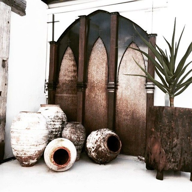 Island Luxe The Courtyard now open in Bangalow, Featuring custom pieces by @leebrennandesign