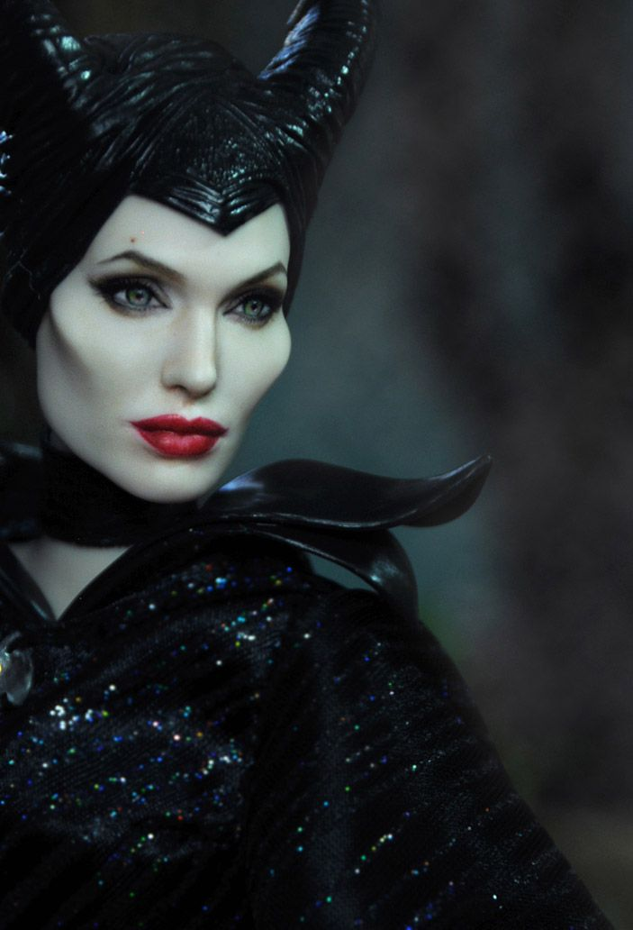 repainted maleficent and prince - photo #18