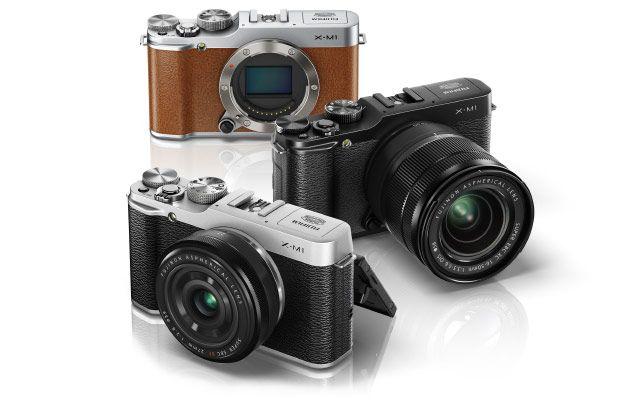 Fujifilm X-M1 mirrorless ILC ships in July with 16.3-megapixel APS-C sensor, $700 price tag