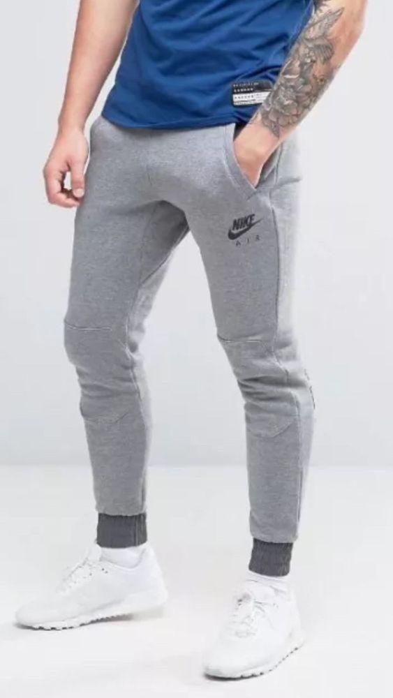 6d78ce30673 (805158-091) MEN'S NIKE AIR HYBRID JOGGER PANTS CARBON HEATHER/BLACK  X-Small XS #Nike #Pants   Nike & Jordan Brand Clothing-Shoes   Slim  joggers, ...