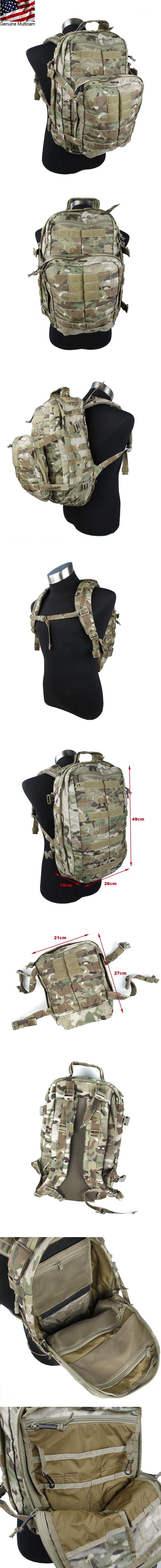 EbairSoft Airsoft parts & Tactical Gear - G TMC M22 Three Day Assault Pack ( Multicam ) TMC2721-MC