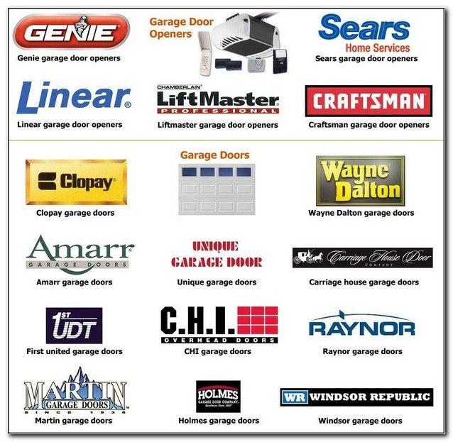 Garage Doors Manufacturers Garage Door Manufacturers Garage Doors Garage Door Repair Service