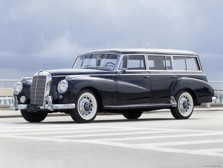 1956 mercedes 300c station wagon by binz custom 56 wagon vintage. Cars Review. Best American Auto & Cars Review