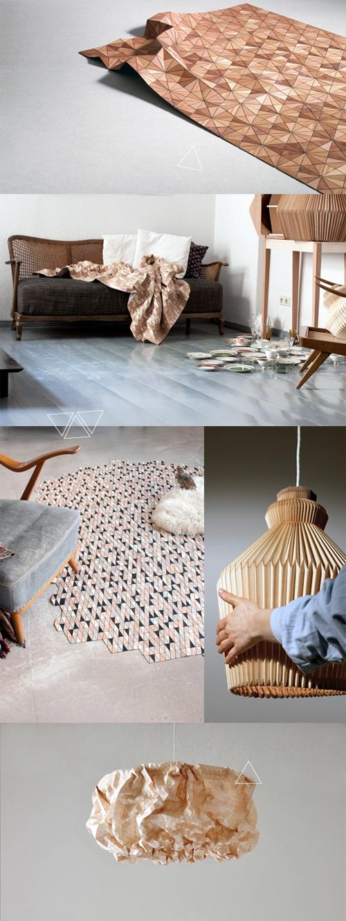 Koberec z dreva | pekná domácnosť