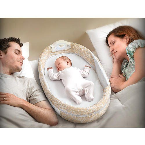 Amazon Com Baby Delight Snuggle Nest Surround Beige