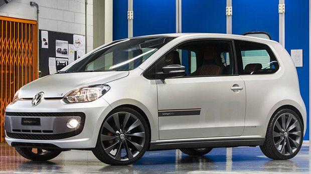 Bubble Gun Treffen 7 Edition é o Volkswagen Up TSI  duas portas