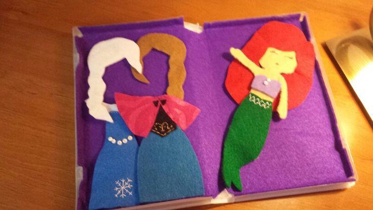 Libro de Princesas