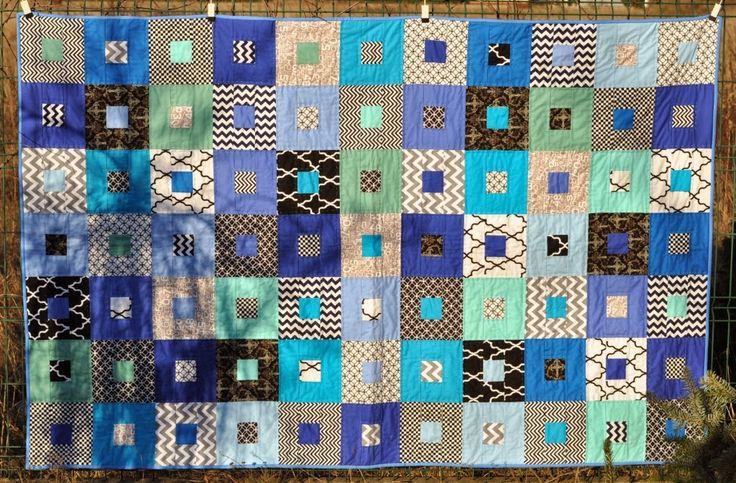 """Kiltowo"" cult quilting: squares"