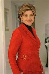 Gloria Allred...an inspiration for all women!!  Love her:)