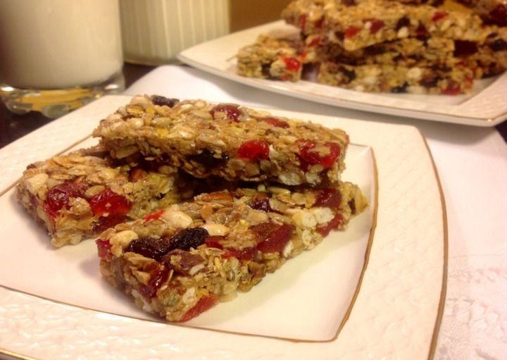 Гранола - пошаговый рецепт с фото - гранола - как готовить: ингредиенты, состав, время приготовления - Леди Mail.Ru