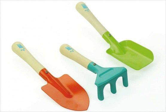 petits outils de jardinage pour enfant outils de. Black Bedroom Furniture Sets. Home Design Ideas