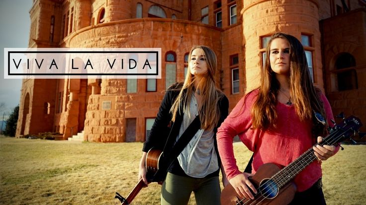 Coldplay - Viva La Vida - a Facing West cover