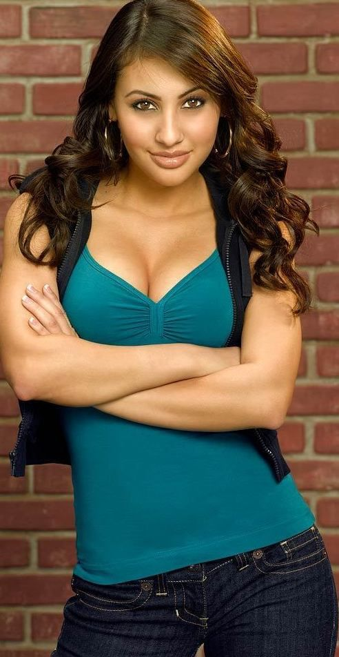 "Francia Raisa (born: July 26, 1988, Los Angeles, CA, USA) is an American actress. Raisa is most notable for her roles in Bring It On: All or Nothing and The Secret Life of the American Teenager, Francia Raisa is currently the host of ""WTFrancia""on Main Stage on Dash Radio."