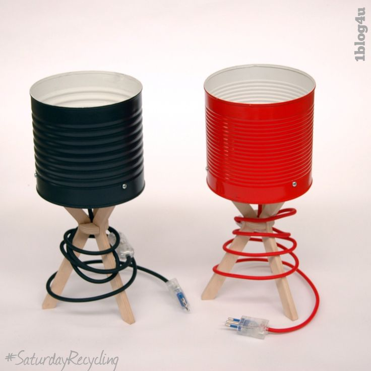 Use hashtag #saturdayrecycling for #greenideas They could inspire someone.  Izmade: Margherita lamp 100% Made in Italy. Born in 2012, #Izmade is a #sustainable #design collective from Turin, #Italy that specializes in the field of self-made eco-design #furniture and home accessories. Materials: #reused tomato can; plywood; colored fabric cables; water-based paint; energy-saving bulb. #Designer : #ValentinoGesmundo ph. courtesy: Izmade  #Gabriella #Ruggieri and #Sergio #Bellotti for #1blog4u