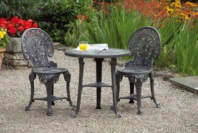 Buy Wenlock 3-pce Bistro Set from our Plastic Garden Furniture range - Tesco