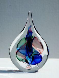 Ozzaro glass – kristallen 'druppel'
