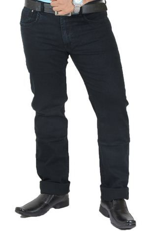 Be the Fashion and Unique Wearing this Carbon Blue Linen Cotton Selvedge Jeans From the Shelter of Rockin. 2 patch pockets on the back. These jeans will look as good with shirts and T-shirts.