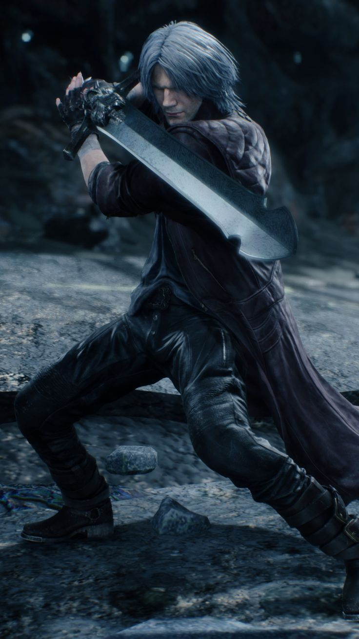 Pin On Devil May Cry Dante devil may cry 5 wallpaper hd