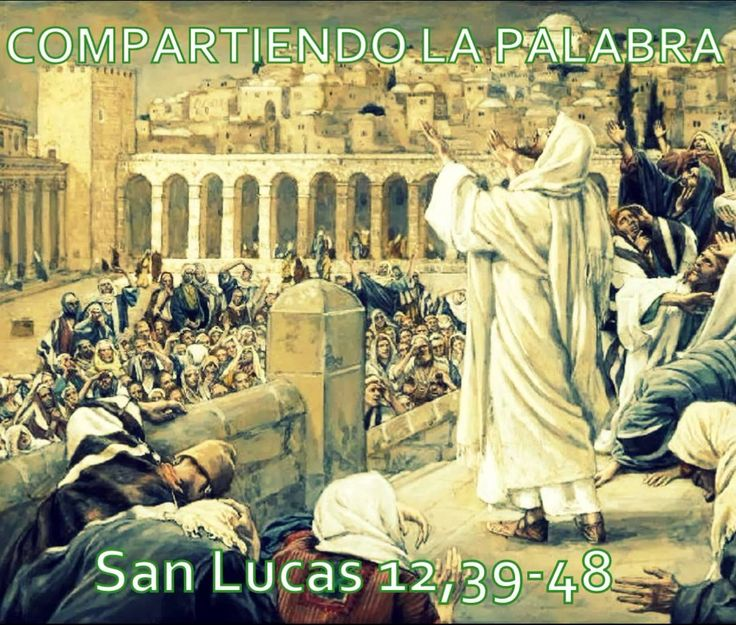 COMPARTIENDO LA PALABRA -  MIÉRCOLES 22 DE OCTUBRE DE 2014
