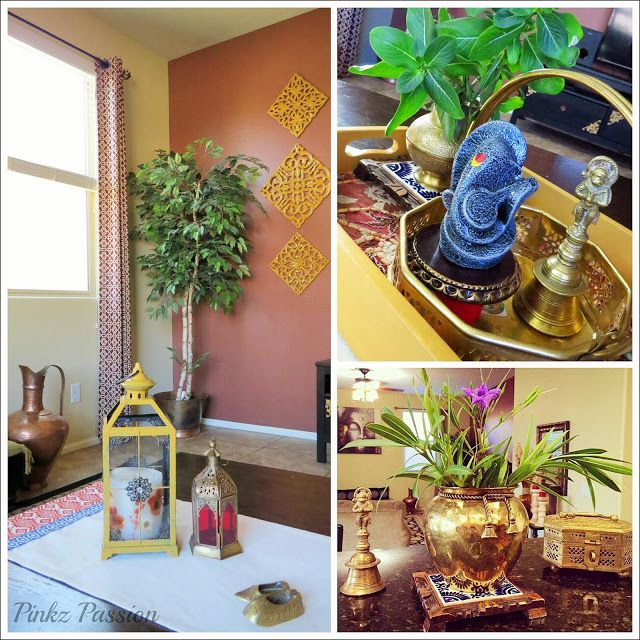 Brass Collection, Brass Vignettes, DIY Décor, DIY Inspired Home Tour, DIY  Room
