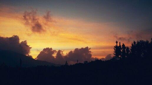 Kalibening, Banjarnegara, Central Java, Indonesia