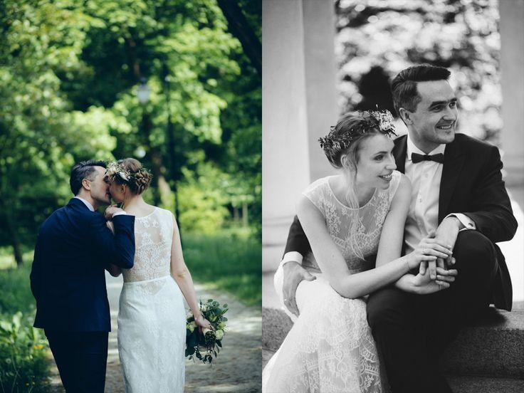 Intymny ślub Kamili i Wojtka | Anita Suchocka | blog