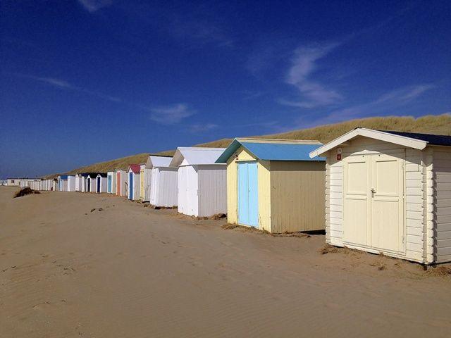 Een dagje naar het strand wordt nog aangenamer wanneer u een strandhuisje onb-monitor-strandhuisjeshuurt.