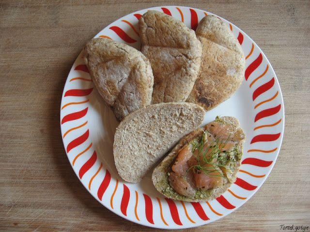 Z tostera: bułeczki pełnoziarniste