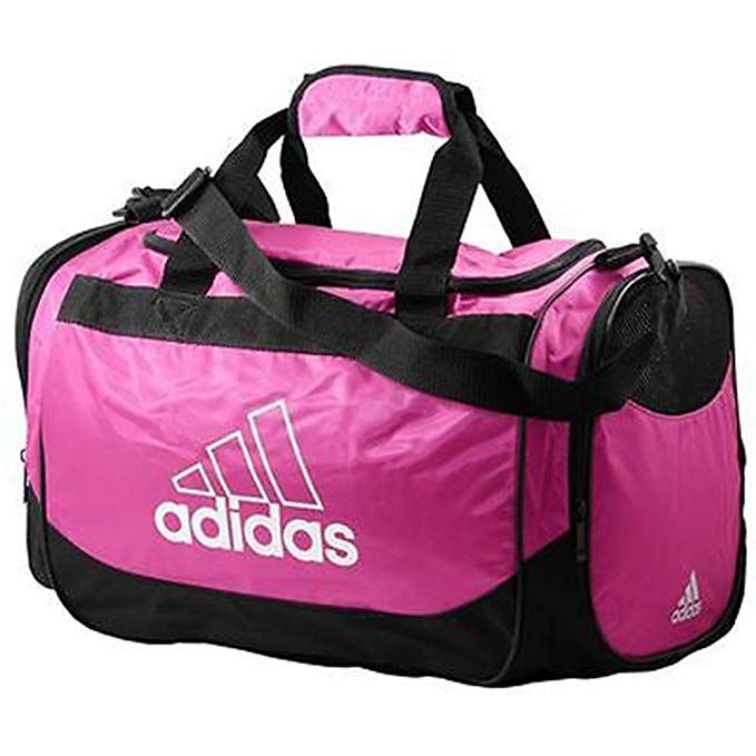 843c242f1a39 Adidas Defender Small Duffel Bag -Magenta Review