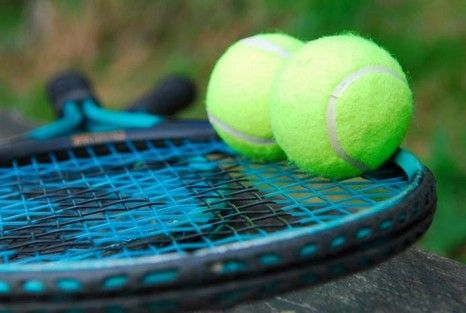 Tennis coaching is available.