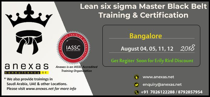 Lean Six Sigma Master Black Belt Mbb Is An Affirmation Of The Individual S Ability To Lead The Enterprise Le Lean Six Sigma Training Center Senior Management