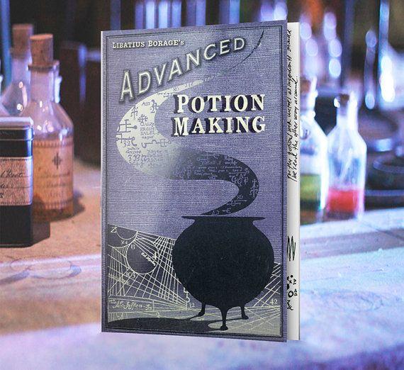 Oltre 25 fantastiche idee su pozioni di harry potter su - Camera da letto stile harry potter ...
