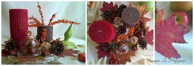 jesienna dekoracja domu