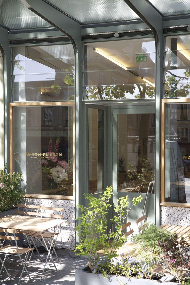 La Maison Plisson via MilK Decoration