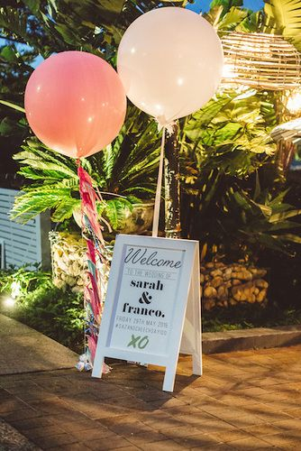 SARAH + FRANCO - Real Wedding at Moby Dicks Whale Beach - Photography by Milton Gan