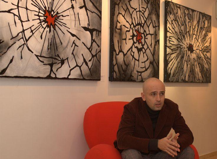 #maxrobino #theilluminationtheory #moscow #interview #contemporaryart #art #minimalism #abstract