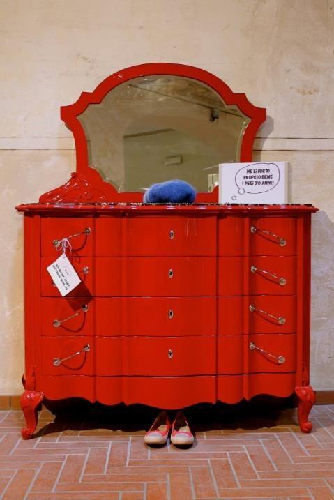 Cassettone Rosso