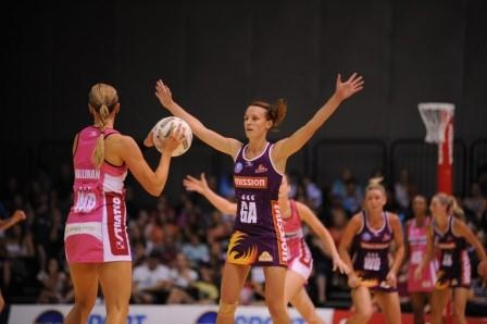 ROUND 6 PREVIEW - THE competition's two in-form teams the Mission Queensland Firebirds and the Ad...
