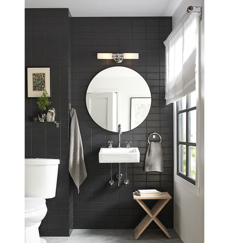 West Slope Faucet I Love Grey And Sconces