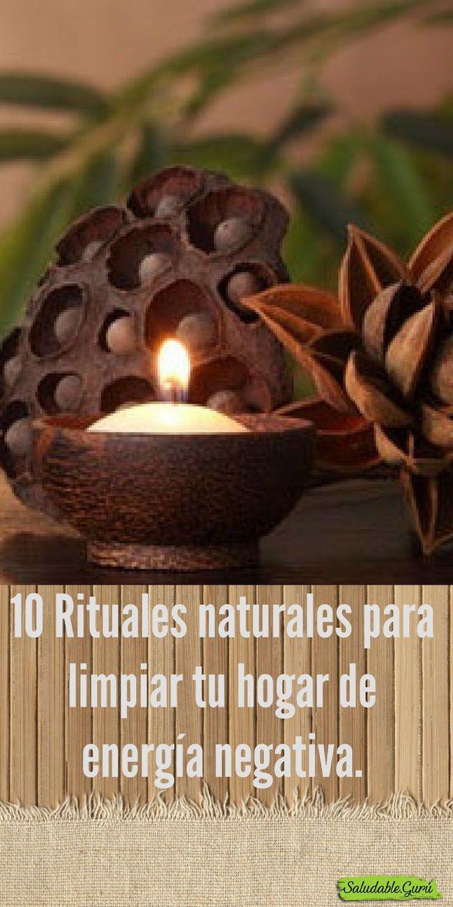 Rituales Naturales Para Limpiar Tu Hogar De Energia Negativa Herbalism Wicca Herbs Healing Magic