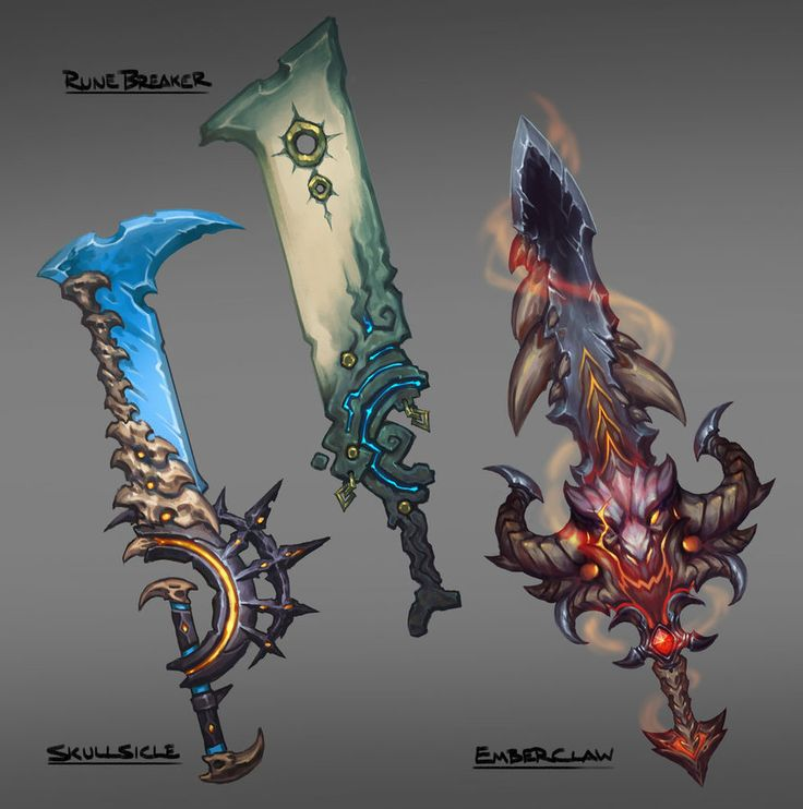 Swordssss by suburbbum.deviantart.com on @DeviantArt
