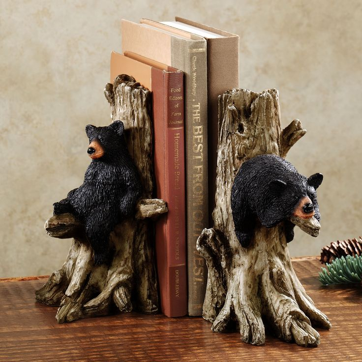 Top 28 ideas about black bears on pinterest sofa covers for Rustic bear home decor